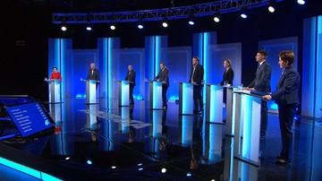 Debata 8 liderów: polityka wschodnia