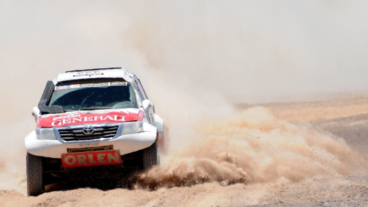 Rajd Dakar: 11 Polaków na liście startowej, zaprezentowano trasę