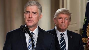 USA: przeciwnik aborcji kandydatem prezydenta na sędziego Sądu Najwyższego