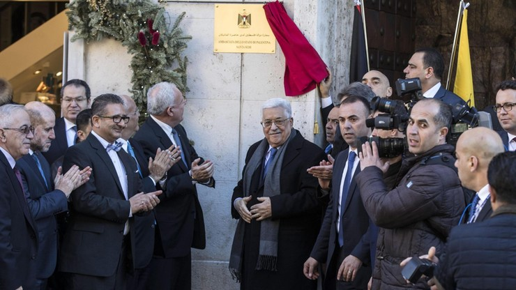 """""""Watykan uznał Palestynę za niepodległe państwo"""". Otwarto ambasadę przy Stolicy Apostolskiej"""