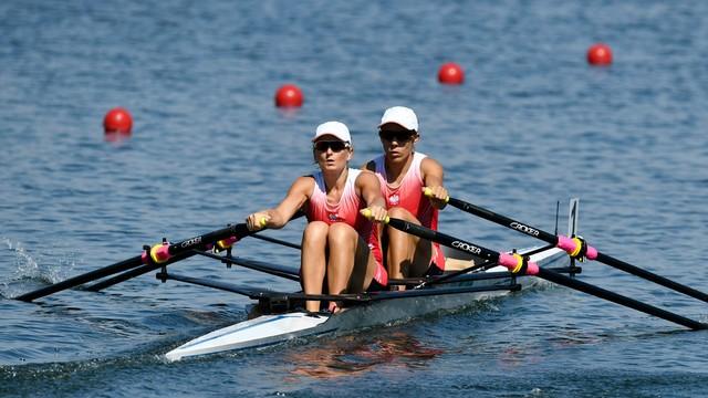 Rio: żeńska dwójka podwójna awansowała do finału wioślarskich regat olimpijskich