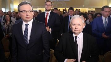 Ziobro: mogę wyciągnąć rękę do prezydenta