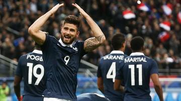 2015-11-13 Francuzi nie dali szans Niemcom. Skrót meczu