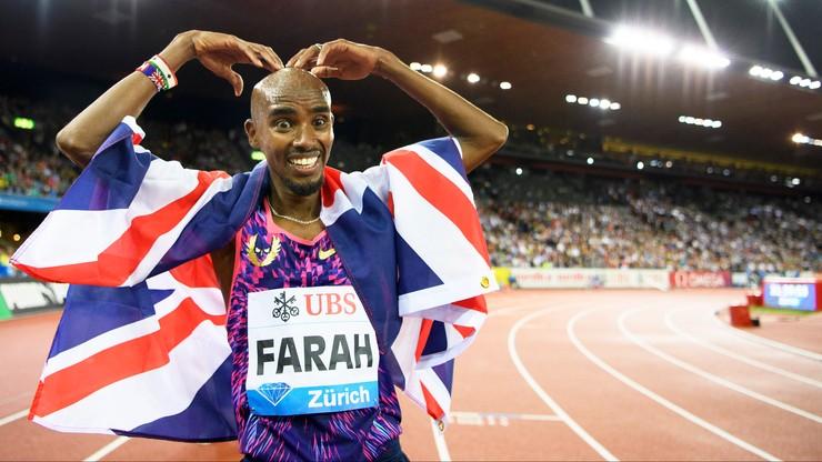 Farah: Złoto w maratonie przebije wszystko