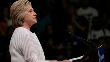 08-06-2016 13:28 Clinton wygrała prawybory w Kalifornii