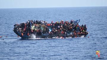 """29-05-2016 12:10 700 migrantów mogło utonąć w ostatnich dniach. """"Łodzie w coraz gorszym stanie technicznym"""""""