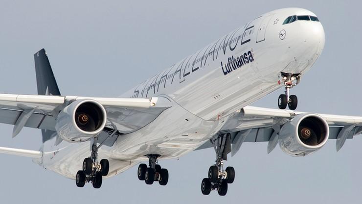 Lufthansa nie poleci do Wenezueli. Przez problemy gospodarcze tego kraju