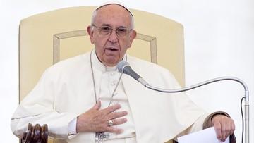 30-10-2016 12:41 Papież o poszkodowanych w trzęsieniu ziemi: niech Pan da im siłę, a Matka Boża ochroni
