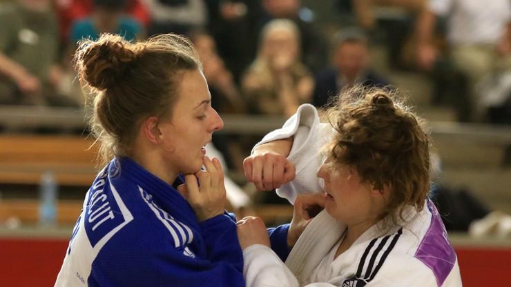 Brązowa medalistka w judo: Z losowania nie byłam zadowolona