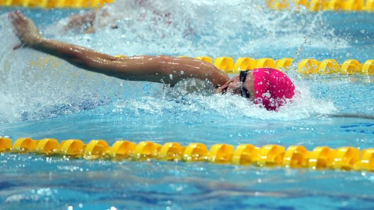 Urbańczyk i Kawęcki najlepsi podczas GP Polski w pływaniu