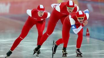2016-12-09 PŚ w łyżwiarstwie szybkim: Polki trzecie w wyścigu drużynowym