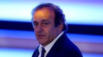 2015-11-23 Fogiel: Platini oddał hołd ofiarom