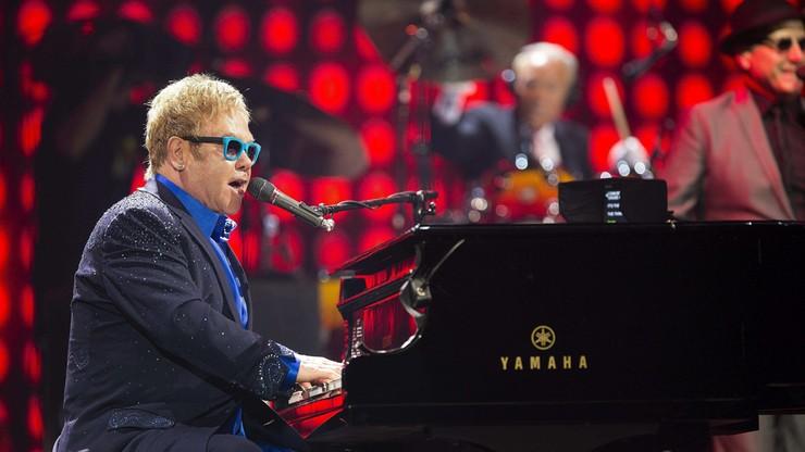 Elton John będzie miał koncert po Grand Prix USA