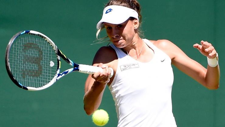 WTA Kuala Lumpur: Linette przegrała z Lisicki