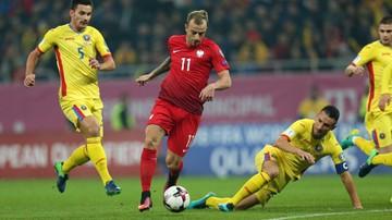 2016-11-14 Co drugi Polak oglądał mecz Rumunia - Polska!