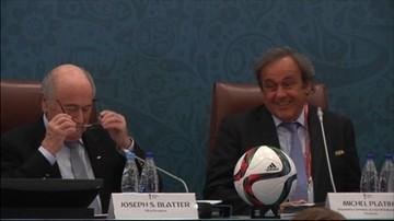 16-12-2015 13:53 Afera FIFA: Platini nie stawi się na przesłuchanie