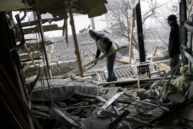 Ukraina: ostrzał przystanku w Doniecku, są ofiary śmiertelne