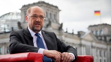 """""""Jest oderwana od rzeczywistości"""". Kandydat SPD na kanclerza Niemiec o Angeli Merkel"""