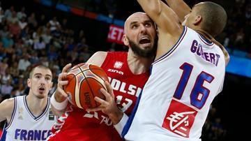 2015-09-07 Eurobasket: Ambitna postawa nie wystarczyła. Polacy przegrali z Francją