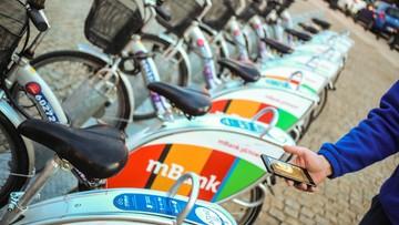 29-02-2016 14:32 Piąty sezon miejskich rowerów Veturilo w Warszawie już otwarty