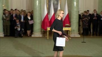 Teresa Czerwińska - minister finansów