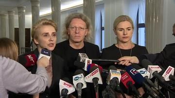 Joanna Scheuring-Wielgus, Joanna Schmidt i Krzysztof Mieszkowski zawiesili członkostwo w klubie Nowoczesnej