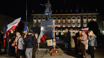 09-04-2017 22:38 Rozpoczęły się obchody siódmej rocznicy katastrofy smoleńskiej