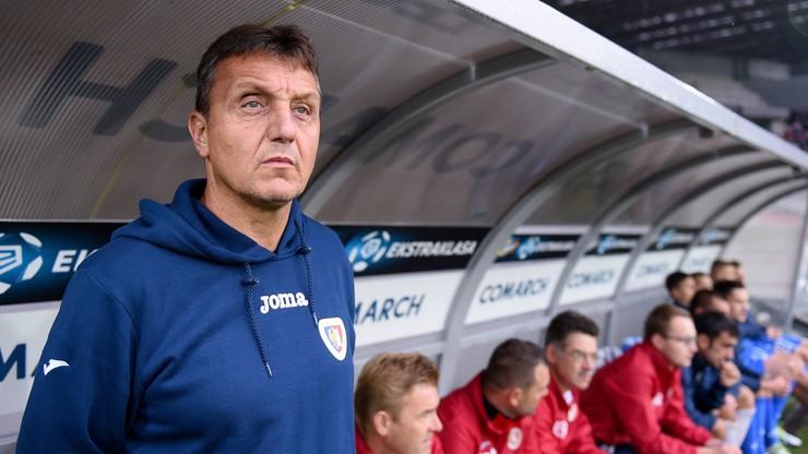Necek: Czekamy na mecz w Warszawie