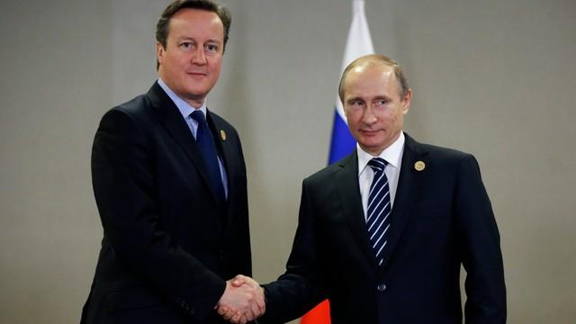 Cameron nie wyklucza nowych sankcji na Rosję ws. Litwinienki