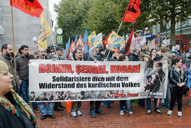 Niemcy: starcia Kurdów z islamistami. 23 osoby ranne