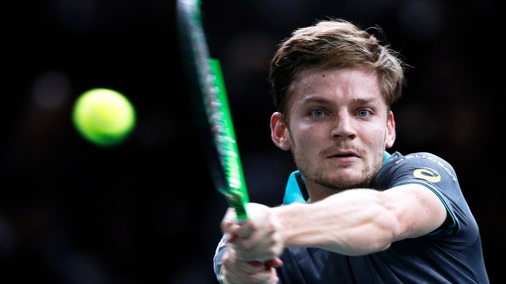 ATP Finals: Goffin pewny udziału