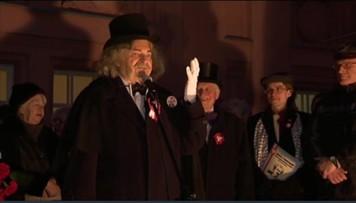 26-12-2015 18:46 Paderewski w Poznaniu. Obchody 97. rocznicy wybuchu Powstania Wielkopolskiego