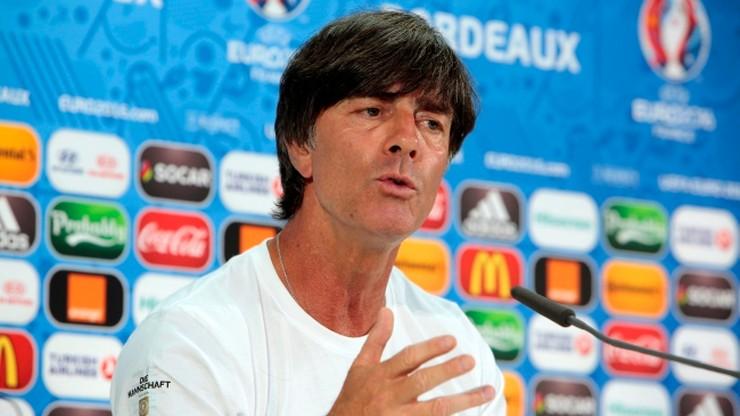 Niemcy - Włochy: Trenerzy podali składy!