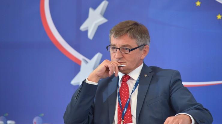 Kuchciński: kwestia reparacji powinna dotyczyć obu agresorów, którzy napadli na Polskę w 1939 r.