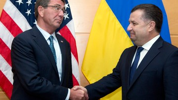 15-06-2016 13:31 Ministrowie Obrony NATO zaakceptowali pakiet pomocowy dla Ukrainy