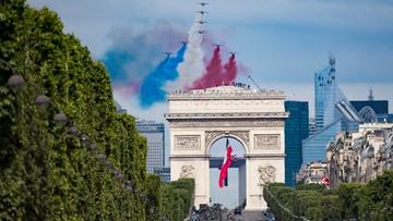 14-07-2016 22:26 We Francji świętowano 227. rocznicę zdobycia Bastylii