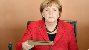 20-11-2016 14:26 Merkel chce po raz czwarty ubiegać się o stanowisko kanclerza. Oficjalnie ma o tym poinformować wieczorem