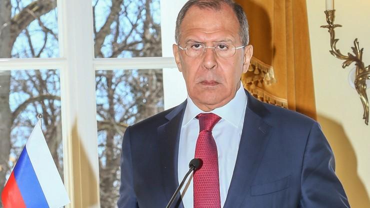 Szef rosyjskiego MSZ złoży wizytę w USA w dniach 9-11 maja