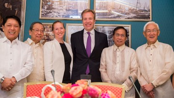 22-08-2016 19:32 W Oslo rozpoczęto filipińskie rozmowy pokojowe