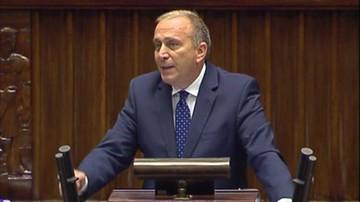 Ustawa o Funduszu Dróg Samorządowych to wprowadzenie nowego podatku - zarzucił PiS przewodniczący PO Grzegorz Schetyna.