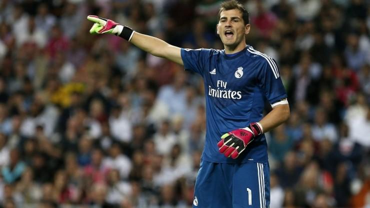 Del Bosque: Za dużo dyskutuje się o sytuacji Casillasa