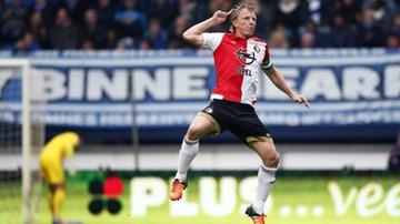 2015-10-18 Stary, ale jary! Hattrick Kuyta i wysokie zwycięstwo Feyenoordu Rotterdam