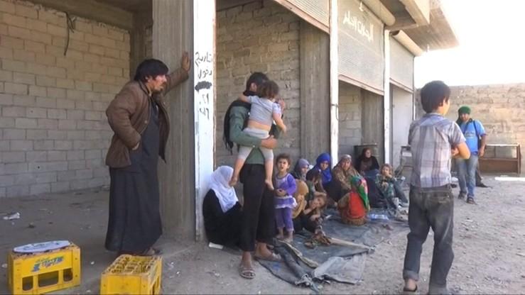 """ONZ: oblężona Ar-Rakka """"pułapką"""" dla blisko 100 tys. cywilów"""