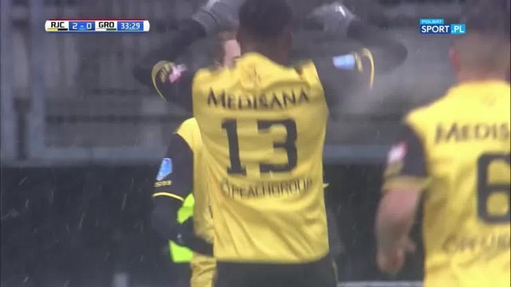 Fantastyczny lob w Eredivisie!