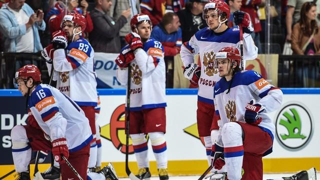 MŚ w hokeju: Rosjanie zostaną ukarani za zachowanie po finale