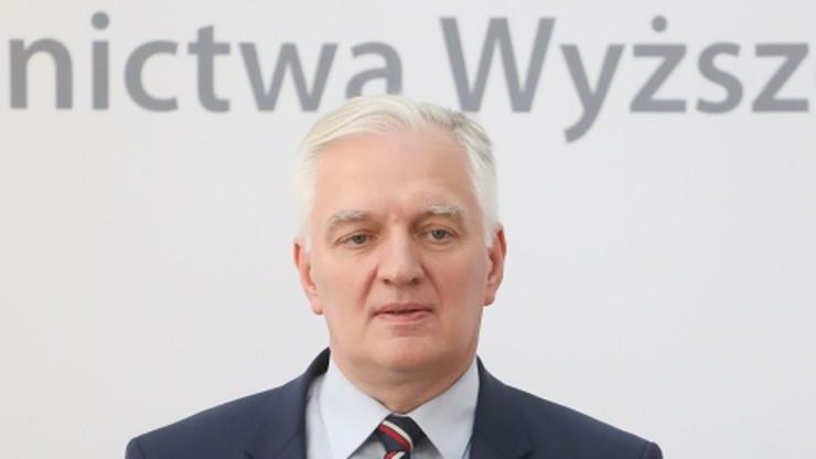 """""""Prezesowi się podobały"""". Gowin zaprezentował założenia Ustawy 2.0 Jarosławowi Kaczyńskiemu"""