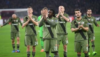 2017-02-23 Twitter o odpadnięciu Legii Warszawa z Ligi Europy: Zabrakło szaleństwa