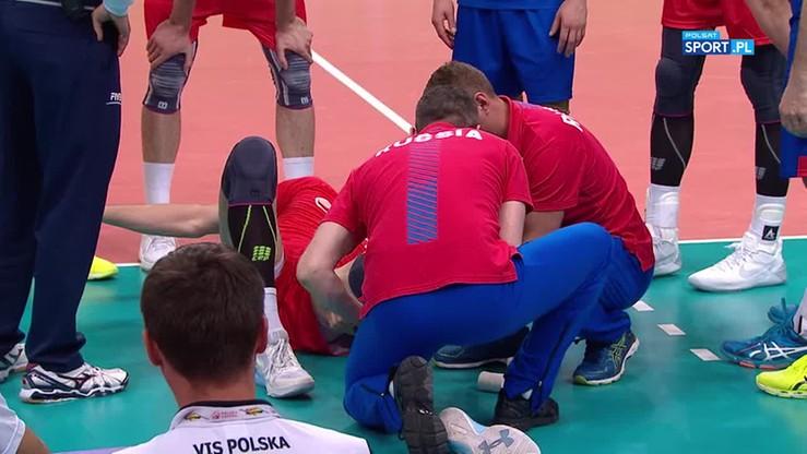 2017-06-15 Zderzenie Rosjan! Ucierpiało dwóch zawodników