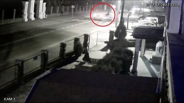 70-latka była na środku przejścia, gdy potrącił ją kierowca forda. Mężczyzna stanie przed sądem