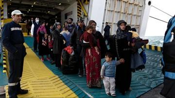 Tureccy obserwatorzy na greckich wyspach. Nadzorują unijne porozumienie ws. migracji